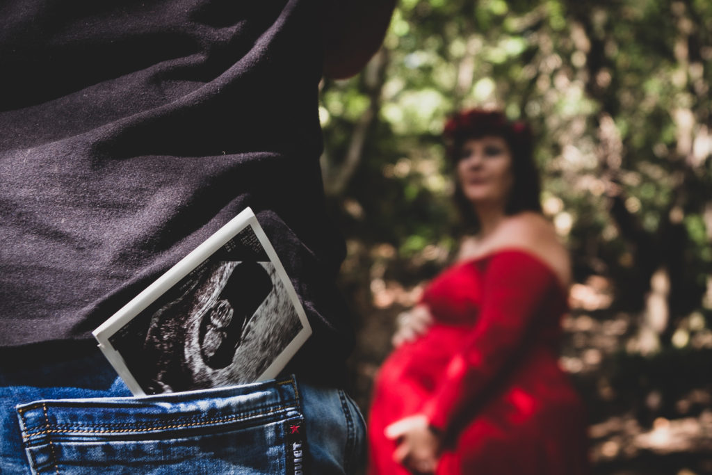Maternity Photoshoot Botanical Gardens Pretoria