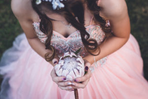 Desire Matric Farewell with Protea