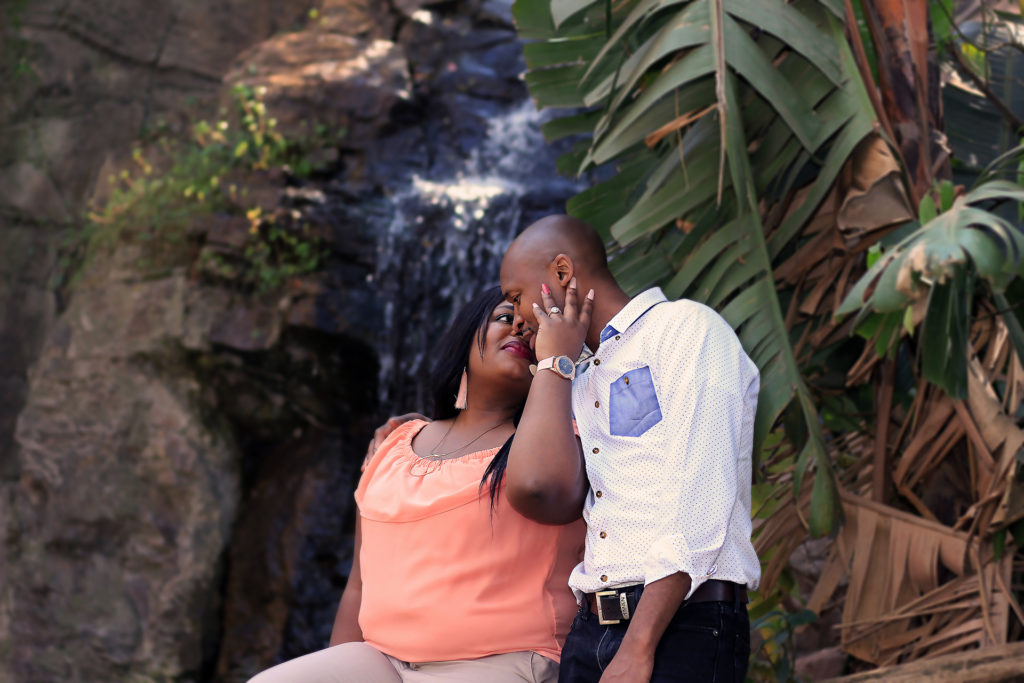 Glory, Pretoria Botanical Gardens Waterfall