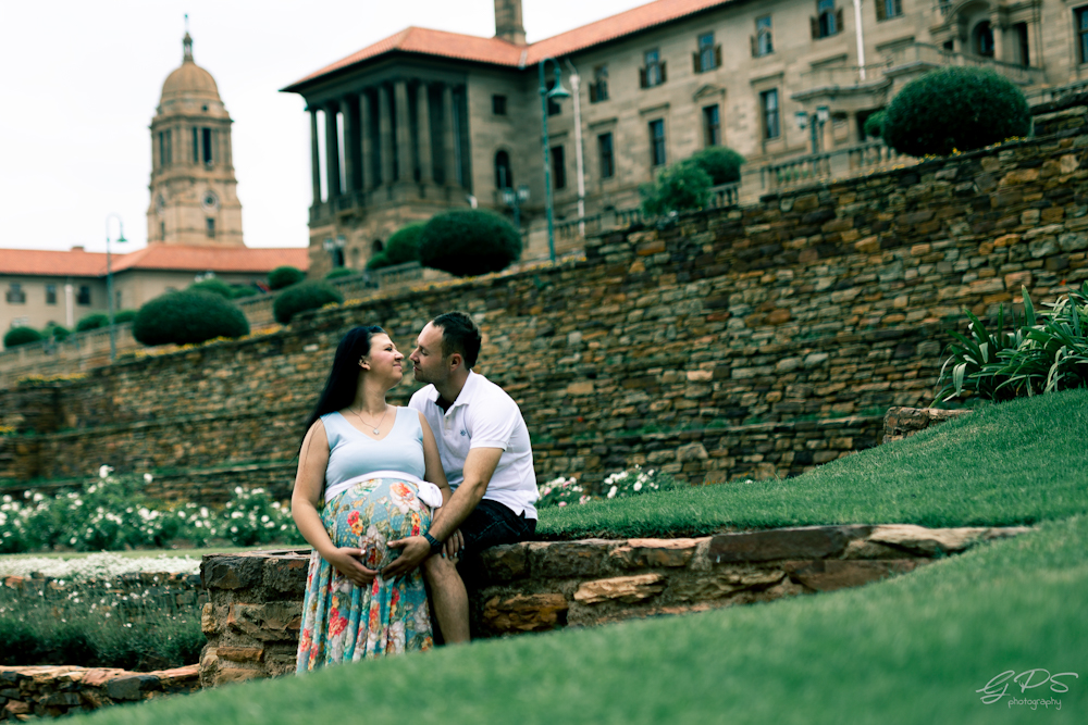 Maternity Photoshoot Union Building Pretoria