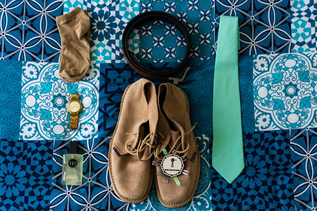 Groom clothing and accessories
