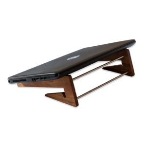 Laptop Stand Wood